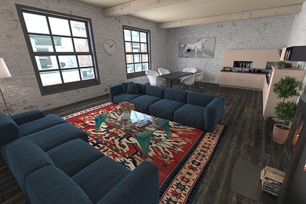 nettoyer son appartement en un clin d 39 oeil. Black Bedroom Furniture Sets. Home Design Ideas