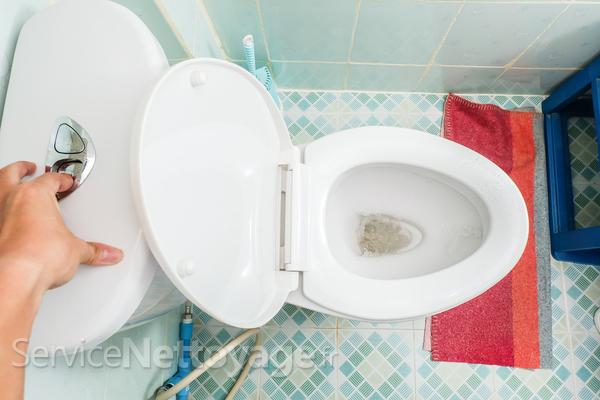 astuce deboucher toilette dboucher les toilettes astuce toilette nettoyer une astuce. Black Bedroom Furniture Sets. Home Design Ideas